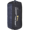 Cocoon TravelSheet-Coupler Śpiwór Silk Cotton niebieski